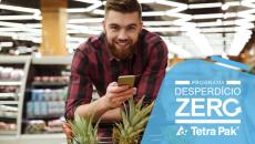 Desperdício Zero - Shoppers